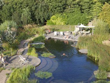 Biotop bio pools naturteiche schwimmteiche for Schwimmteich natur