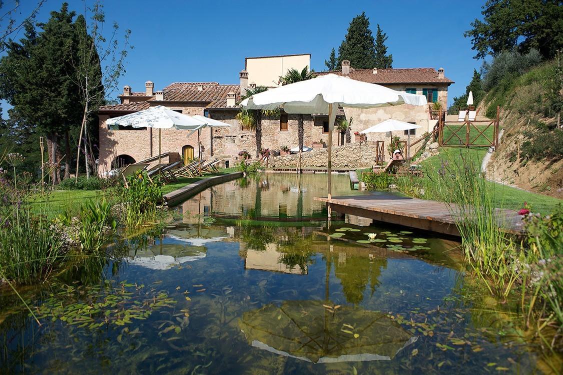 BIOTOP - B&B in Italien setzt auf Nachhaltigkeit